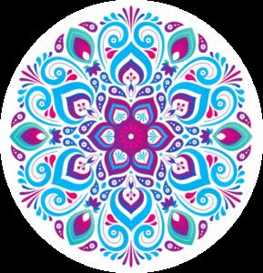 Mandala to take you back to the home page